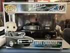 Funko Big 6'' POP! Rides Fast & Furious 1970 Charger w Dom Toretto 17