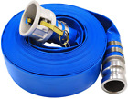 For Swimming Pool Reinforced Pool Drain Heavy Duty Discharge Pvc Backwash Hose