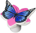 Chlorine Dispenser Blue Butterfly Chlori Gator Floating For Swimming Pool and