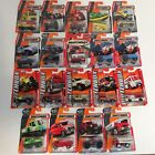 MATCHBOX ASSORTED SERVICE  RESCUE FIRE LOT OF 19
