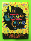 1992 Topps In Living Color Trading Cards 7