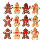 Tree Decorations Christmas Gingerbread Hanging Ornament Lightweight Durable