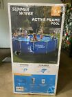 Summer Waves 15x 42 Above Ground Swimming Pool Metal Active Frame Set