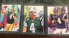 Card Companies Use Different Methods to Produce First Brett Favre Vikings Cards 15
