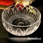 Atlantis Blown Glass Bowl Cut Chartres from Portugal Flower Fruit Bowl 9