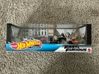 Hot Wheels 2020 Fast and Furious Premium Box Setwith 3 164 Scale Cars