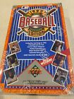 1992 UPPER DECK BASEBALL UNOPENED SEALED WAX BOX 36 ct PACKS FIND TED WILLIAMS
