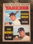 Top 10 Thurman Munson Baseball Cards 20