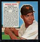 Monte Irvin Cards, Rookie Card and Autographed Memorabilia Guide 7