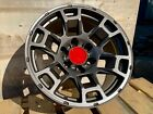 Bronze Wheels 17x9 12 6x1397 Fit Toyota 4Runner Tacoma Pro Off Road