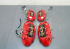 Camaro ZL1 1LE Red Brembo Brake Caliper Set 2016 2021 Camaro