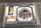 2013 Topps Fanfest David Wright New York Mets Commemorative Patch 112 150