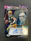 Aaron Rodgers Rookie Cards Checklist and Autographed Memorabilia 10