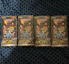 Pokemon Card Game Sword Shield High Class Pack Shiny Star V Booster Box Lot Of 4