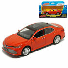 Toyota Camry 8th 134 Scale Model Car Diecast Toy Vehicle Collection Kids Red