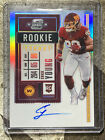 Contenders Football Rookie Ticket Autographs Visual History: 1998-2017 24