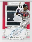 2020 Topps Definitive Collection Baseball Cards 25