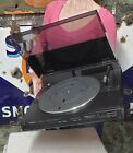 Vintage Kenwood KD 77F Direct Drive Turntable Made in Japan Working