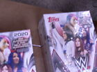 2020 Topps WWE Women's Division 2 HOBBY box LOT - 2 factory sealed boxes