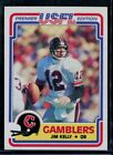 Jim Kelly Cards, Rookie Cards and Autograph Memorabila Guide 22