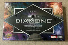 2021 Upper Deck UD Marvel Black Diamond Hobby Box Case For