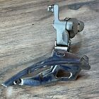Used Shimano Deore XT FD M751 286 Front Derailleur Bottom Pull