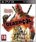 DEADPOOL PS3 GAME