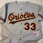 Eddie Murray Baltimore Orioles Rawlings Authentic HOFer Road Jersey Size 44