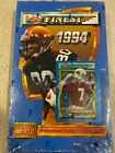 1994 TOPPS FINEST FOOTBALL UNOPENED SEALED WAX BOX 24 ct PACKS