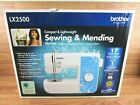 Brother Model LX2500 Compact  Lightweight Sewing  Mending Machine New in Box
