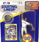 VINTAGE 1991 Dave Justice Starting Lineup Extended Series - BRAND NEW UNOPENED!!