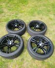 2011 14 Genuine OEM Porsche Cayenne GTS Turbo Wheel and Tire 3 available