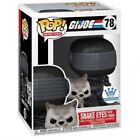 Funko POP! SNAKE EYES WITH TIMBER - G.I. JOE #78 FUNKO EXCLUSIVE Pre-order!