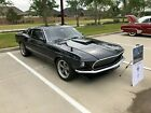 1969 Ford Mustang 1969, 302 with 4 barrel carb, Automatic, Dark Graphite Metallic Paint