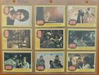 Vintage 1977 Star Wars Series 3 trading cards and sticker set complete