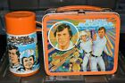 1979 Buck Rogers Lunch Box and Thermos Aladdin vintage used Sci-fi TV show