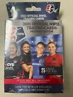 2021 PARKSIDE NWSL HANGAR BOX X 4. LOT OF 4. BRAND NEW. SEALED. PREMIER EDITION