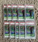Top Tiger Woods Golf Cards to Collect 18