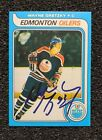 1979 Wayne Gretzky Autograph ACEO RP Card. Limited Edition!!