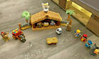 Fisher Price Little People Christmas Story Nativity Set Lights  Plays Music