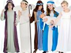 Nativity Play Kids Costume School Christmas Fancy Dress Angel Outfit Age 3 13