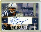 Top Peyton Manning Autograph Cards to Collect 16