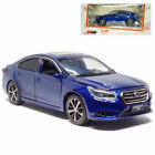 Subaru Legacy 1 32 Model Car Alloy Diecast Toy Vehicle Collection Kids Gift Blue