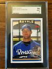 Alex Gordon Rookie and Prospect Card Guide 45