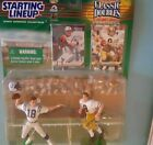 1999 STARTING LINEUP - SLU - NFL - PEYTON & ARCHIE MANNING - CLASSIC DOUBLES