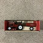 ERTL 1 12 SNAPPER LAWN TRACTOR MOWER AND TRAILER TOY SET