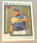 Felix Hernandez Rookie Card Checklist and Guide 13