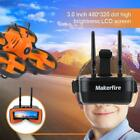 58Ghz Mini FPV Goggles 3 Inch 40CH FPV Video Headset Glasses for FPV RC Drone