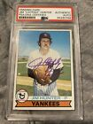 Catfish Hunter Cards, Rookie Card and Autographed Memorabilia Guide 38
