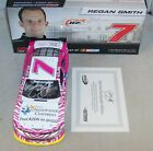 124 ACTION 2013 7 NATIONWIDE CHILDRENS HOSPITAL PINK REGAN SMITH AUTOGRAPHED